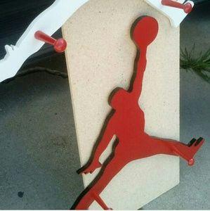 Other - Jordan wall shoe display